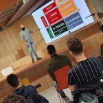 Sumando en las Masterclass de Emprendimiento de Fundación Caja Burgos